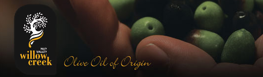 willow creek olive oil